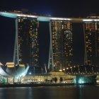 Небоскрёб Marina Bay Sands, Сингапур