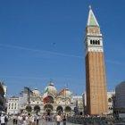 Площадь Сан-Марко, Венеция
