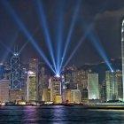 Симфония света, Гонконг