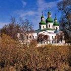 Свято-Георгиевский монастырь, Даневка