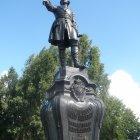 Петрозаводск. Памятник Петру I