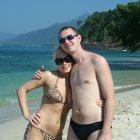 С любимым на райском острове
