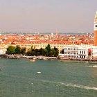 Панорама Венеции со стороны Канала.