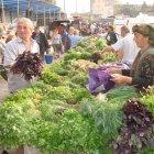 Один из самых популярных рынков Тбилиси, неподалеку от железнодорожного вокзала. Здесь всегда свежие овощи и фрукты, здесь можно