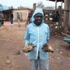 Местные жители, Уганда