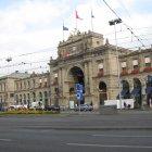 Главный вокзал Цюриха