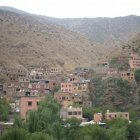 У подножья Атласских гор, Марокко