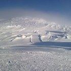 Горнолыжная трасса в Финляндии