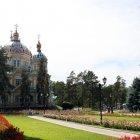 Парк имени 28 гвардейцев-панфиловцев, Алматы