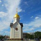 Часовня Святого Николая, Новосибирск