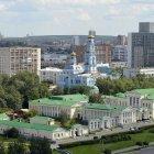 Храм Вознесения Господня, Екатеринбург