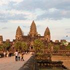 Храм Ангкор Ват, Камбоджа