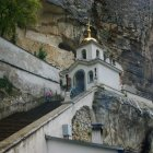 Монастырь в Бахчисарае, Крым, Россия