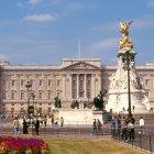 Букингемский дворец, Лондон, Великобритания