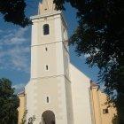 Католическая церковь города Бюк, Венгрия
