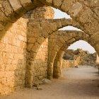 Археологический комплекс, Кейсария, Израиль