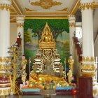 Храм в Кантхо, Вьетнам