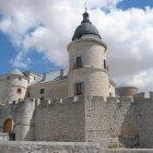 Крепость в городе Вальядолид, регион Кастилия и Леон, Испания