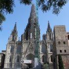 Собор Святой Евлалии, Барселона