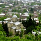 Православный храм в Кутаиси, Грузия