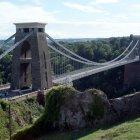 Клифтонский подвесной мост, Бристоль, Великобритания