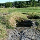 Римские бани в Дудинце, Словакия