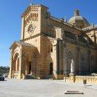 Национальное Марианское святилище Та'Пину на острове Гозо, Мальта