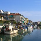 Градо, регион Фриули-Венеция-Джулия, Италия