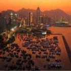 Остров Виктория (Сянган), Гонгконг