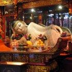 Храм Нефритового Будды, Китай