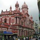 Мечеть в районе Форт, Коломбо, Шри-Ланка
