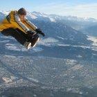 Прыжок над Инсбруком, Австрия