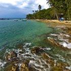 Остров Капас, Малайзия