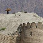 Худжанская крепость, Таджикистан