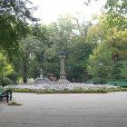 Парк в Кишиневе, Молдавия