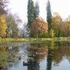 Озеро Вёртер-Зе, Клагенфурт, Австрия