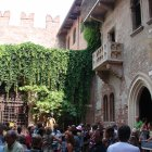 Дом Джульетты, Верона, Италия