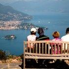 Лаго-Маджоре - озеро на границе Италии и Швейцарии