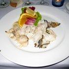 Рыбное блюдо, Ловран, Хорватия