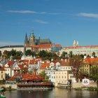"""Исторический район Праги """"Пражский малый град"""", Чехия"""