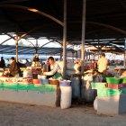 Рынок в Ташкенте, Узбекистан