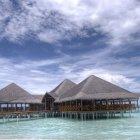 Медуфуши, атолл Мииму, Мальдивы