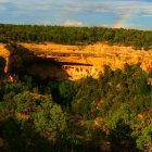 Национальный парк Меса-Верде, США