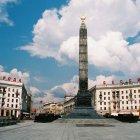 Площадь Победы в Минске, Беларусь