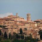 Монтепульчано, Тоскана, Италия