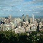 Небоскребы Монреаля, Канада