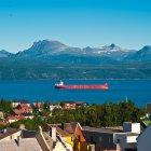Город Нарвик, Норвегия