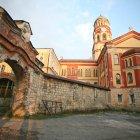 Монастырь в Новом Афоне, Абхазия