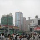 Шанхай, первые впечатления