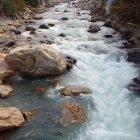 Река Парвати, Маникаран, Индия
